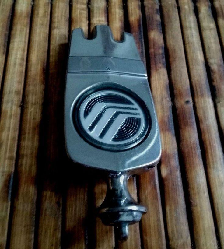 1988 1989 1990 1991 Mercury Grand Marquis hood ornament emblem OEM E8B-8B343 AC #Mercury