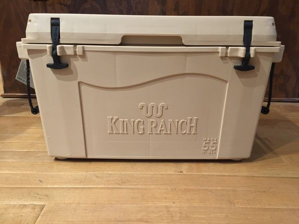 The Taiga 55 cooler is customer favorite and now you can own one with the Running