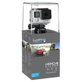 Buy GoPro Hero4 Silver Action Camera from our Camcorders range - Tesco