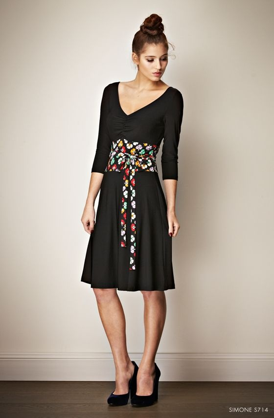 I love dresses designed by Leona Edmiston. I aim to get myself into shape to confidently wear gorgeous dresses more often.