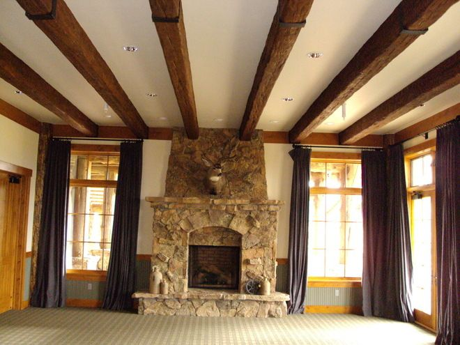 76 Best Beams Images On Pinterest Home Ideas Ceiling Beams And Living Room
