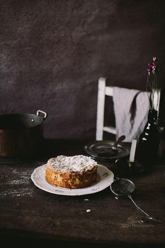 Pear & Almond Clafoutis for Kinfolk Table