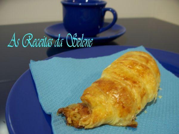 Croissants Mistos - Actifry