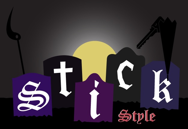 #Stickstyle for #Halloween! Visit us on www.facebook.com/stickstyle.it