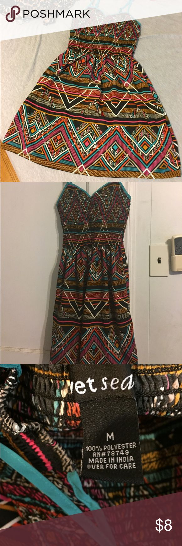 Lot Juniors Spring/ Summer Dresses M Barely Worn Lot of Spring/Summer Dresses Size Medium. Brands: Wet Seal, Hollister, Deb, Ambience Apparel. Wet Seal Dresses Midi