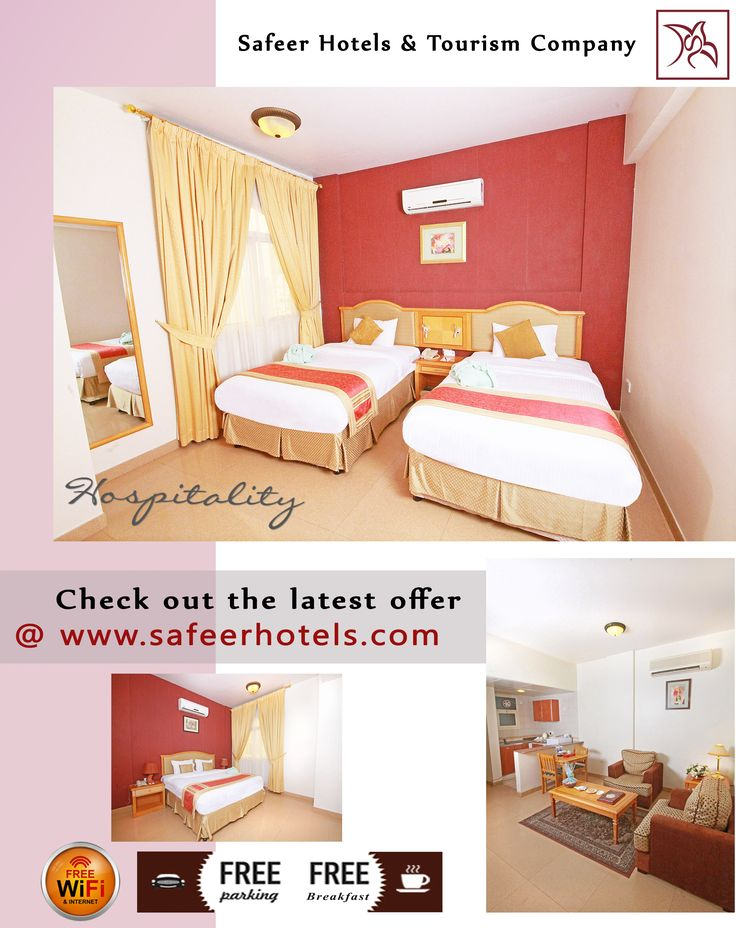 Check out the latest offer @ www.safeerhotels.com safeer hotels & tourism company http://www.safeerhotels.com/  #longtermoffer #offer #BestHotel #Luxury #Rooms #BestDeal #BestRate #Muscat #oman #alkhuwair #restaurants #meetings #meetingHalls #Weddings #birthdayParty #birthdayHall #Bestfood #Stay #Comfortable #Offers #Summerstay #Winter #salalah #HotelApartments #Apartment #SingleBedRoom #DoubleBedRoom #Familystay #business #BusinessMeetings #occupancy