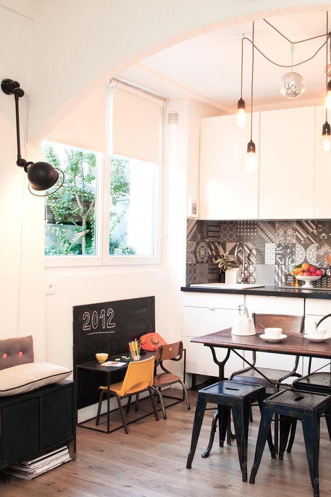 House Decorations, Dune, House Tours, Coins, Deco Fr, Loft, Minimal, Kid  Desk, Architects