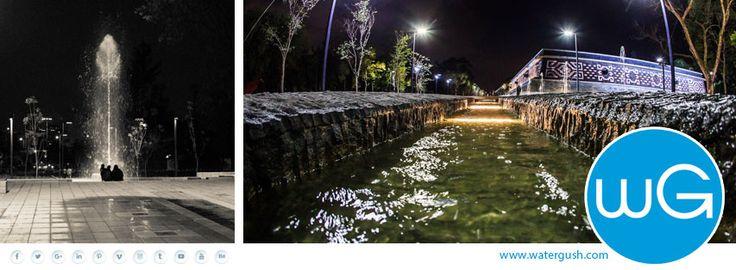 #WaterGush #FuentesConceptuales #Xochipilli #CDMX #WGfuentes #wgMexico #water