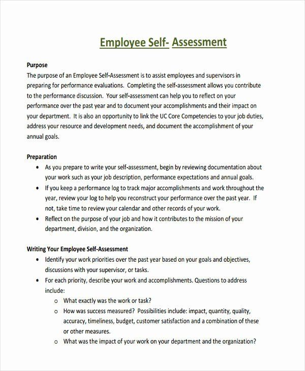 Self Evaluation Letter Awesome Free 41 Self Assessment Examples Samples In Pdf In 2020 Self Assessment Examples Self Assessment Evaluation These ideas are very creative, low tech, fun and. self evaluation letter awesome free 41