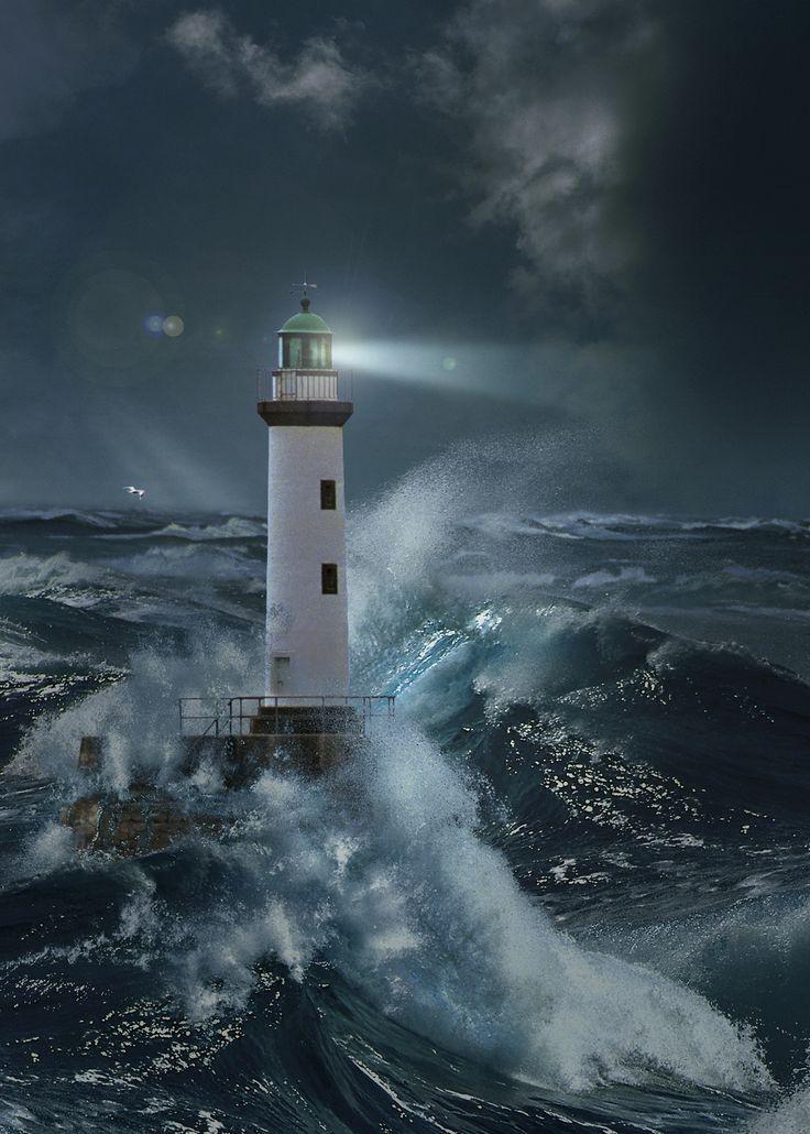 """Résultat de recherche d'images pour """"phares poster reproduction phare dans la tempête"""""""