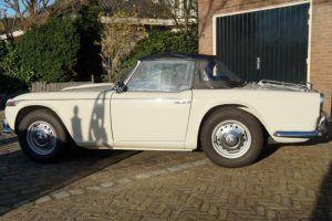 1966 Triumph TR4 TR4A IRS