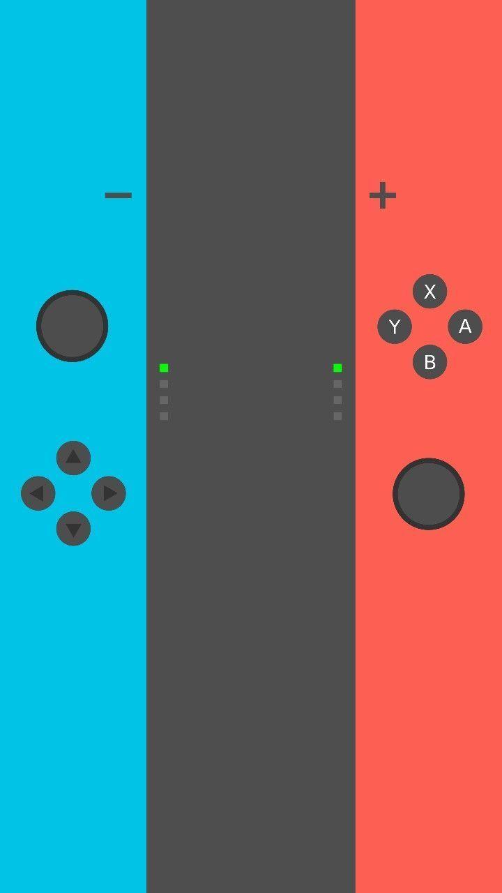 MRJSpeed Nintendo Switch Phone Lockscreen from reddit