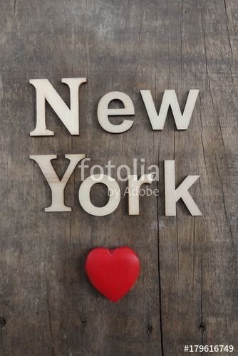 "Download the royalty-free photo ""New York, I love you"" created by yournameonstones at the lowest price on Fotolia.com. Browse our cheap image bank online to find the perfect stock photo for your marketing projects!"