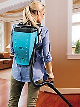Bac Vac - backpack vacuum cleaner - portable vac   Solutions