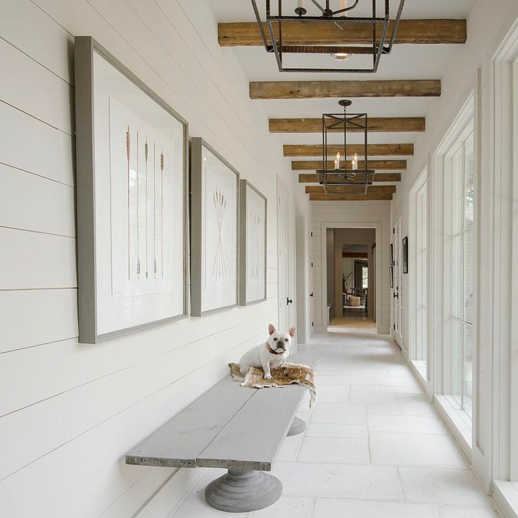 Hallway rustic white and beautiful 74 best