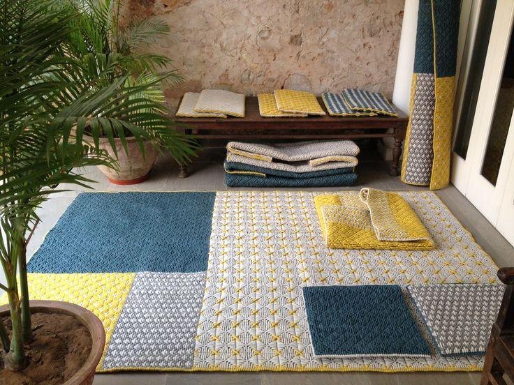 les 25 meilleures id 233 es concernant tapis fait sur tapis de tissu tutoriel de