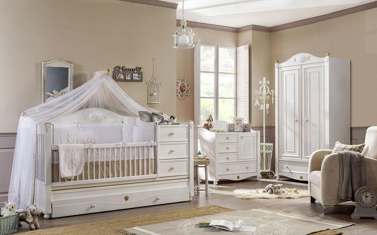 Demy neutrale peuterkamer, neutrale babykamer, idee babykamer, babyzimmer
