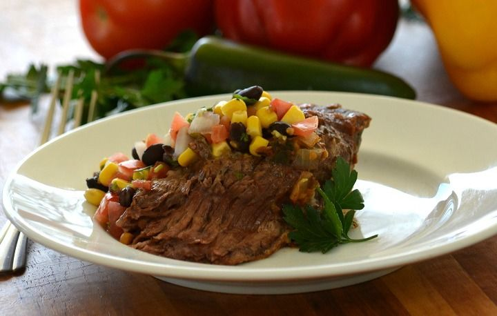 Texas beef council mexican style pot roast beef it 39 s for Hamburger dinner ideas for tonight