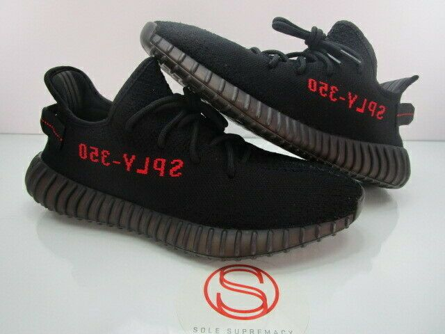 Adidas Yeezy Boost 350 V2 Black Red Bred 11 5 Yeezy Yeezy Boost
