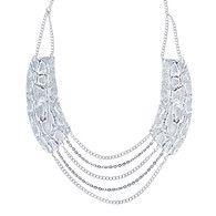 KiviMeri ~Snake print #necklace in Silver. | KiviMeri.com
