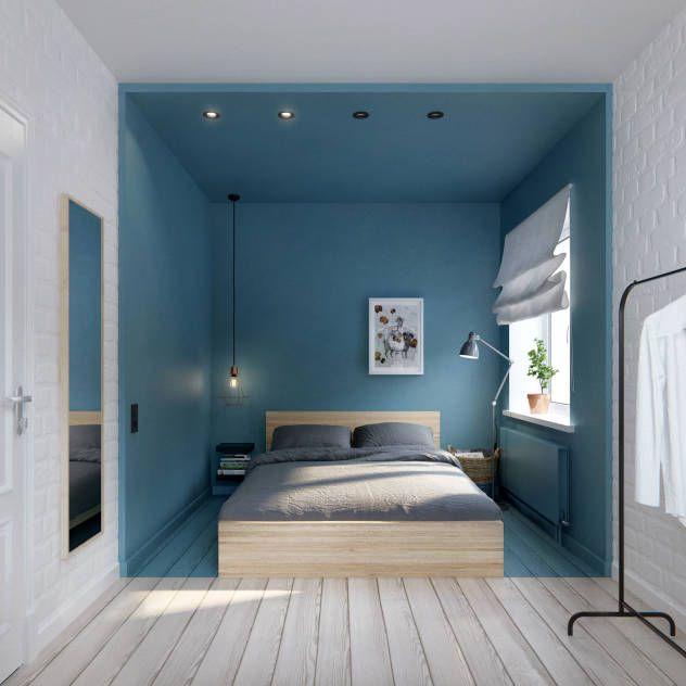 Scandinavische slaapkamers van INT2architecture