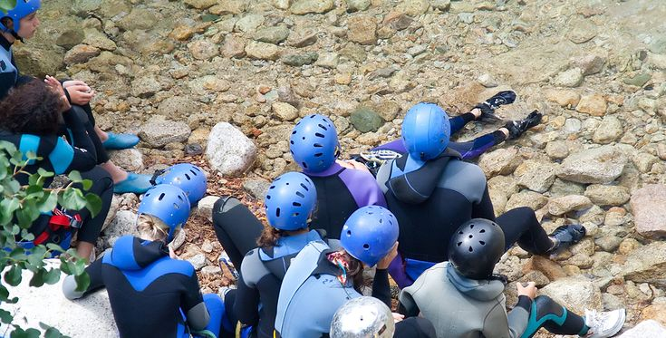 """Canyoning Tour """"Fortgeschrittene"""" Immenstadt #Abenteuer #Natursportart #Schluchten"""