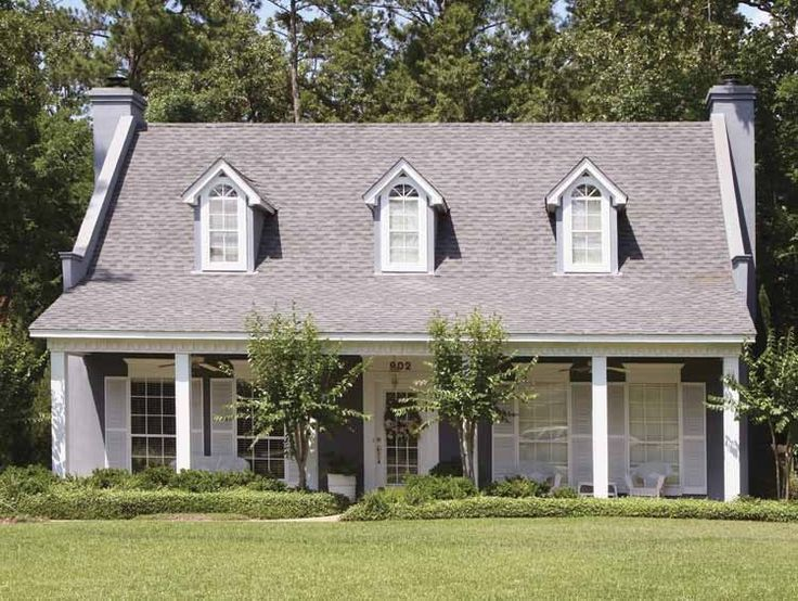 Best Houseplans Images On Pinterest Country House Plans - Country house plans 2 story home