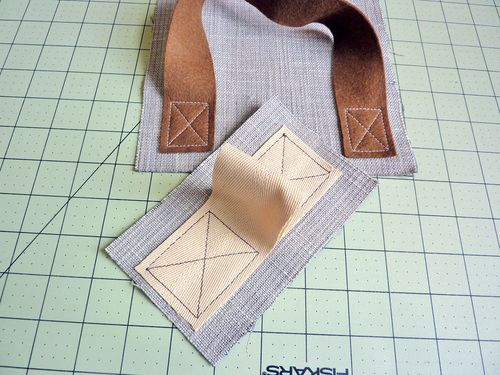 """How To Sew A Perfect """"X"""" Box"""