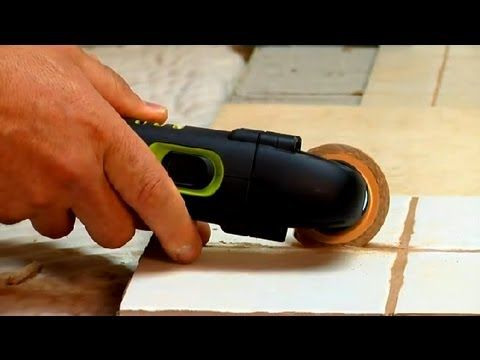 I like this tool what is it?   How Do I Use a Grout Removal Tool? : Grout Maintenance
