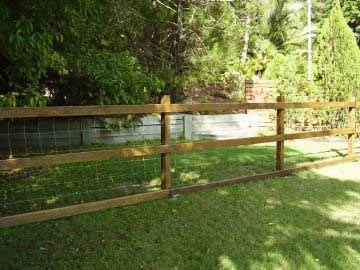 Types Of Fences For The Dogs Google Search Outdoor