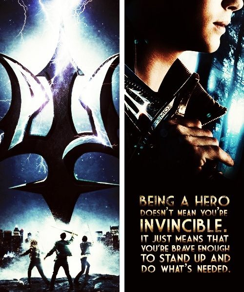 Percy Jackson and the Olympians and Heroes of Olympus