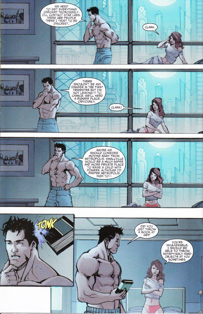 *~LANE & KENT~* Clark/Superman & Lois relationship... - Page 12