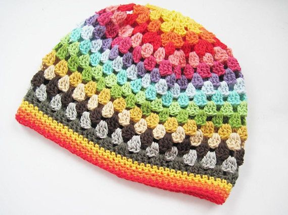 Colorful Cotton Girls hat Colorful Spring/ Summer/ Autumn