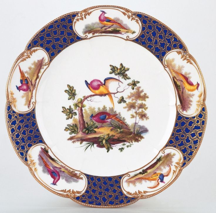 Sévres Porcelain (France) u2014 Plate 19th century  Royal Collection Trust Her : french tableware uk - pezcame.com