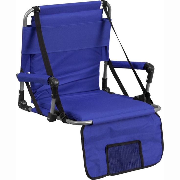 Flash Furniture Folding Stadium Chair - TY2710-BN-GG