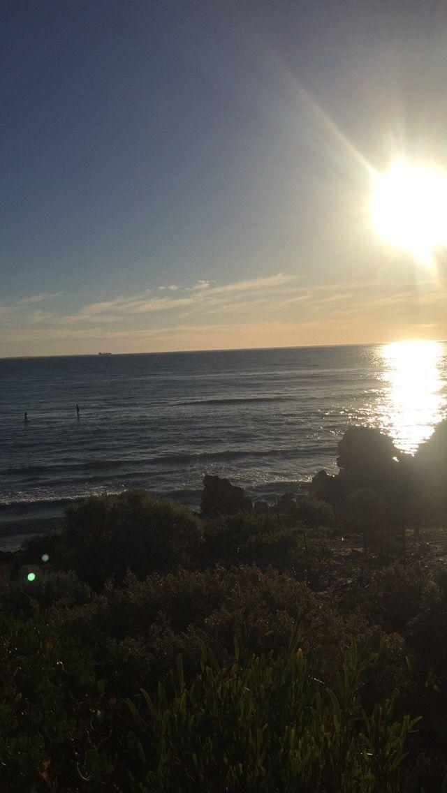 #wa #perth #beach #sunset