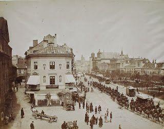 Spacerek z historią: Pierwsi fotografowie Warszawy