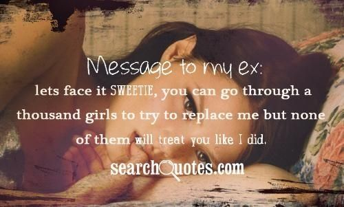 30+ Best Collection Of Ex Boyfriend Quotes