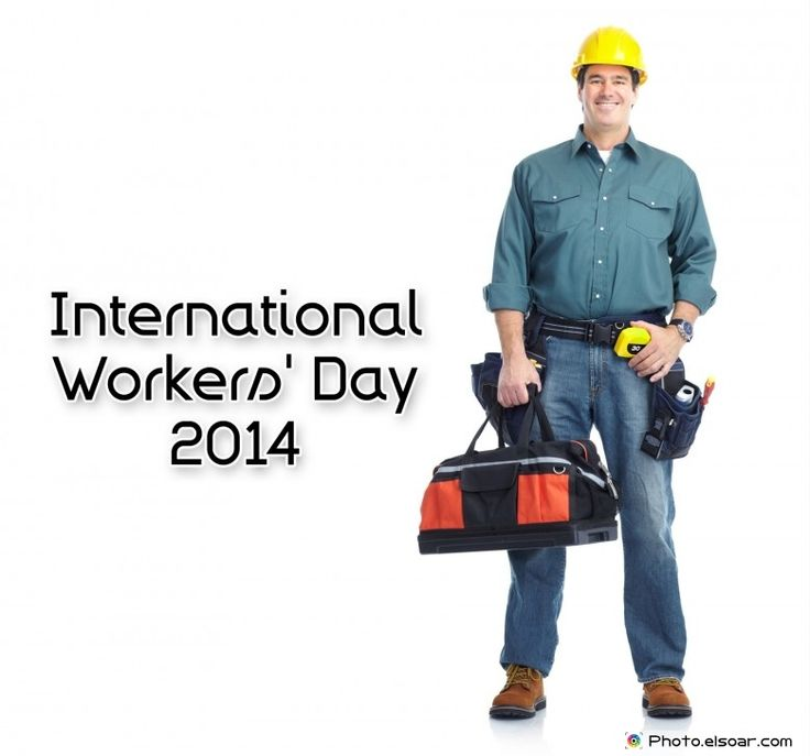 Architect. International Workers' Day 2014
