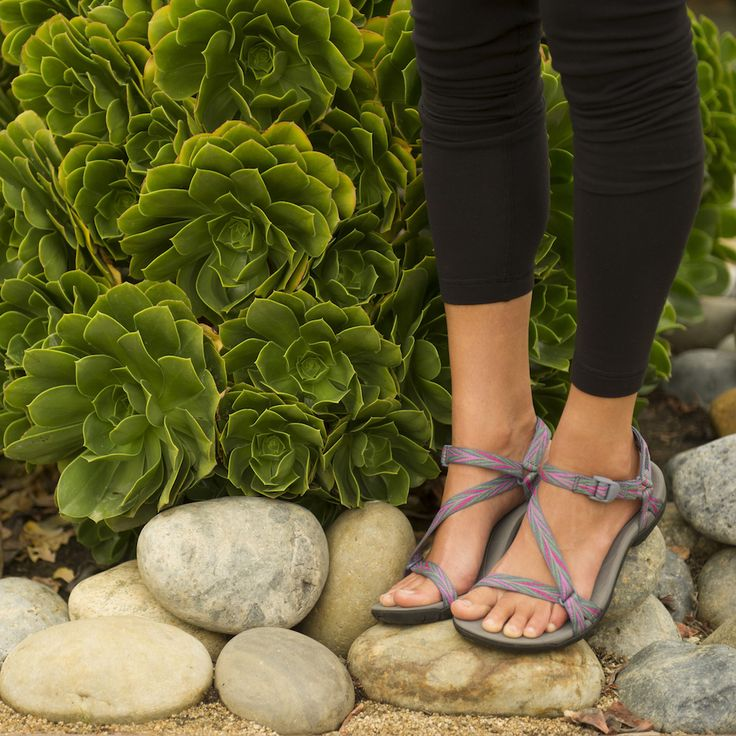 That feeling of a fresh pair of Zirra sandals.