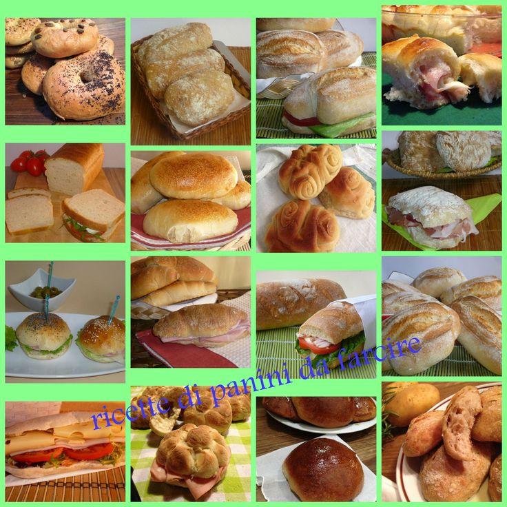 ricette di panini da farcire