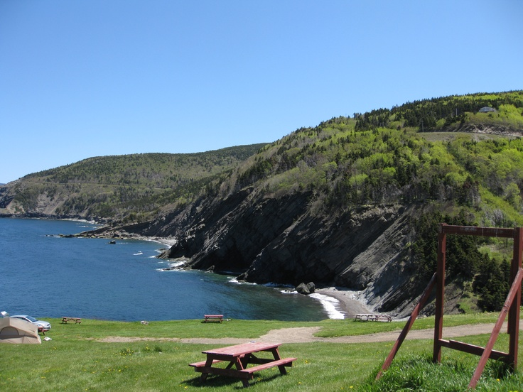 Meat Cove, Cape Breton, Nova Scotia - one of the most beautiful places I have ever been.  Hope to get back up there next summer!