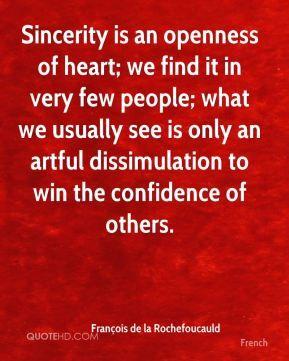 More François de la Rochefoucauld Quotes on www.quotehd.com - #quotes #few #find…