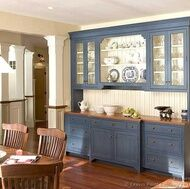 25+ best ideas about Built in buffet on Pinterest | Built in hutch ...