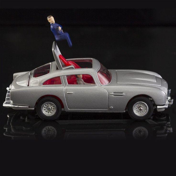 Vintage Corgi Toys\' Aston Martin DB5 - James Bond 007 | BOND ...