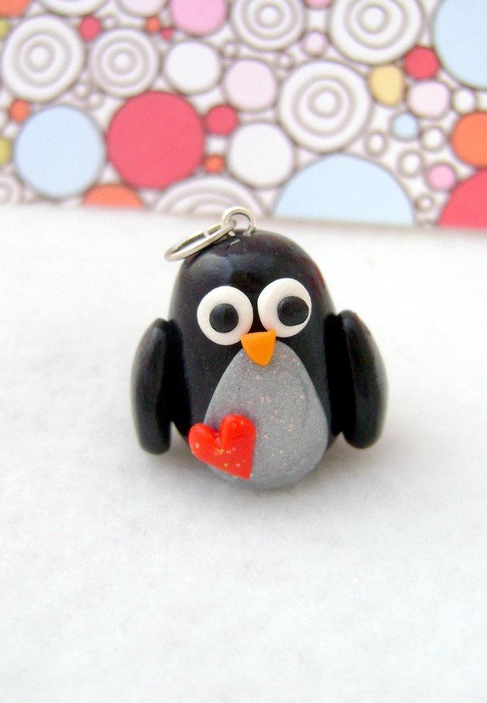 Pingouin argile