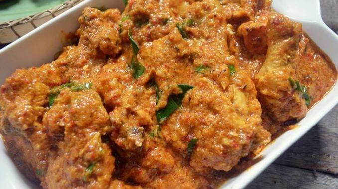 Resipi Rendang Ayam Food Asian Recipes Cooking