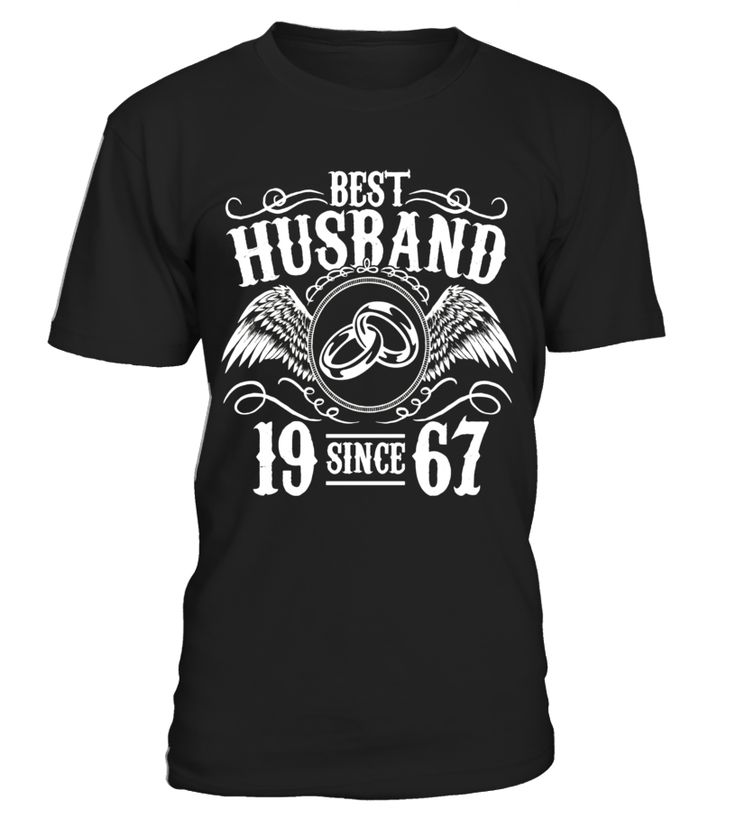 Great T-Shirt For Husband. 50th Wedding Anniversary Gift .