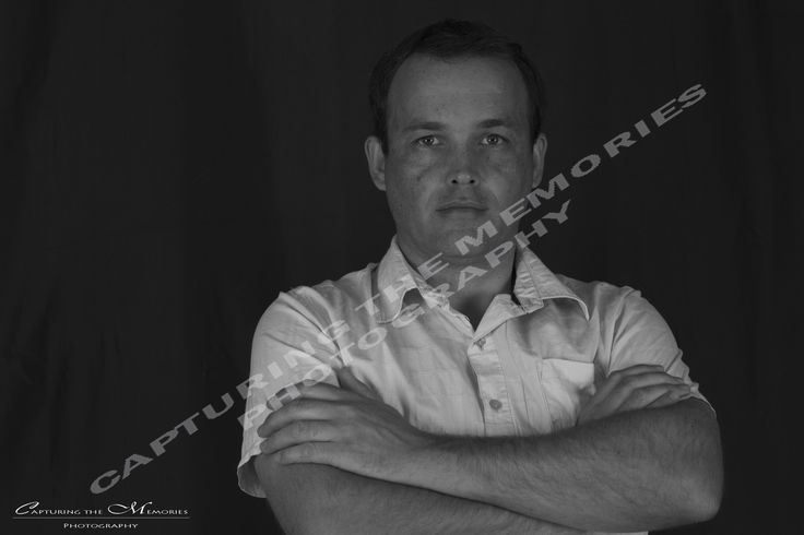 Studio Shoot with David Hillman