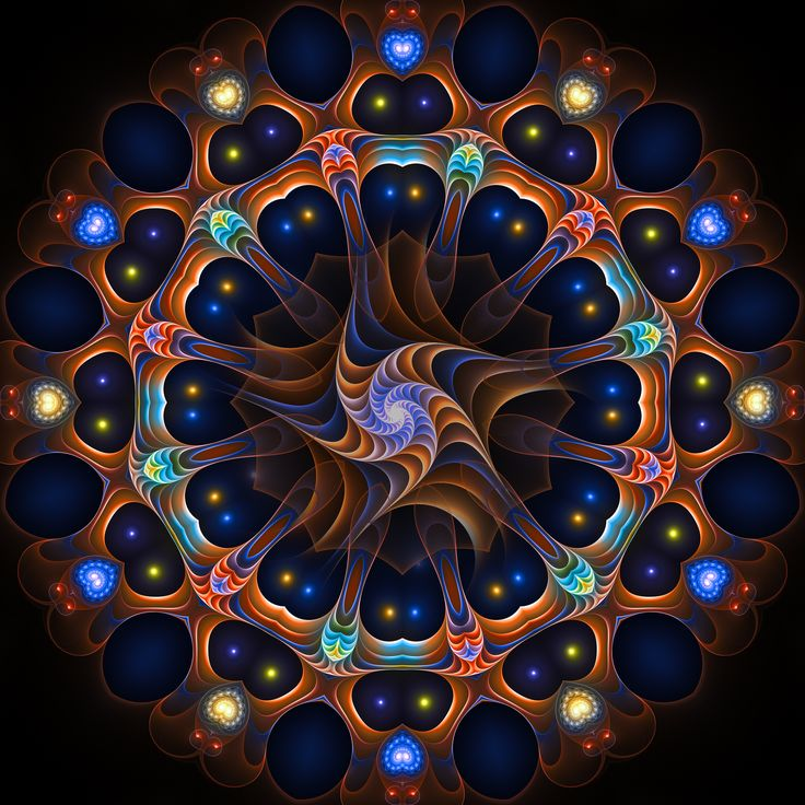 To wikipedia, The mandalas are diagrams or schematic representations and symbolic of the macrocosm and microcosm, used in Buddhism and Hinduism. Description from socialphy.com. I searched for this on bing.com/images